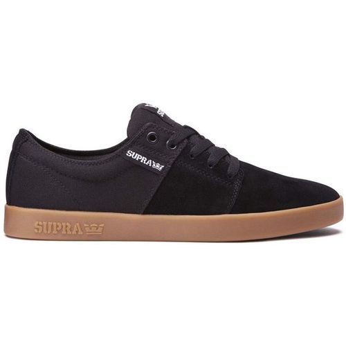 buty SUPRA - Stacks Ii Black-Gum (055) rozmiar: 44