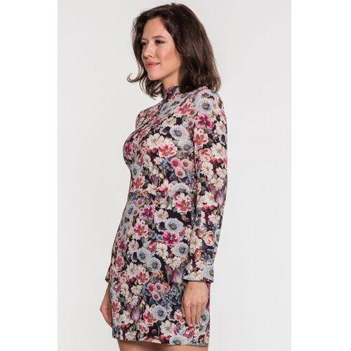 b930b6bcc Sukienka w kwiaty rosean (Aggi) opinie + recenzje - ceny w AlleCeny.pl