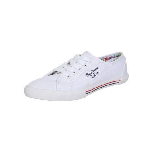 Pepe Jeans Trampki niskie biały (8433997475070)