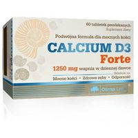 Tabletki Olimp Calcium D3 Forte 1250mg 60 tabl.