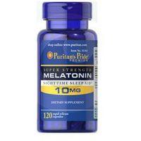 Kapsułki MELATONINA 10 mg - 120 kapsułek sen bezsenność