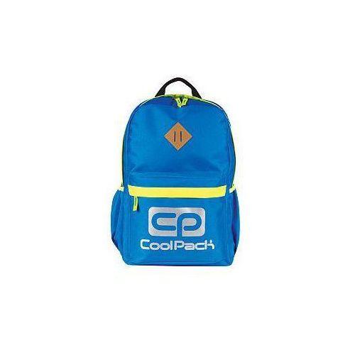 Coolpack Plecak młodzieżowy neon niebieski