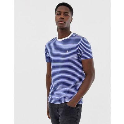 3d2ec13972845 French Connection Feeder Yarn Dye Striped T-Shirt - White, kolor biały ASOS