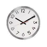Unilux zegar maxi, srebrny