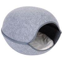 Big Baby budka dla kota - Dł. x szer. x wys.: 47 x 41 x 30 cm| -5% Rabat dla nowych klientów| DARMOWA Dostawa od 99 zł