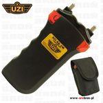Uzi Paralizator thunderbolt (sg-2m) z latarką + pokrowiec - 2 000 000v solidny