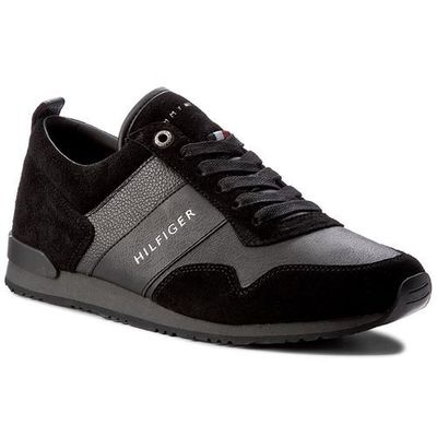 7114b268a7a87 sneakersy tommy hilfiger branson 8c 1 fm56820867 black 990 w ...