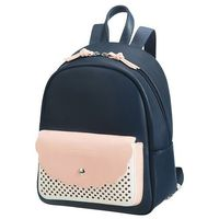American Tourister Luna Pop mały damski plecak / granatowy - Dark Navy/Light Pink