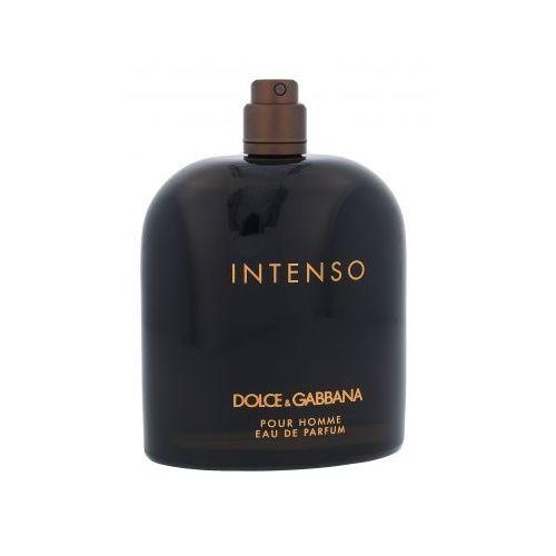 pour homme intenso woda perfumowana 125 ml tester dla mężczyzn marki Dolce&gabbana