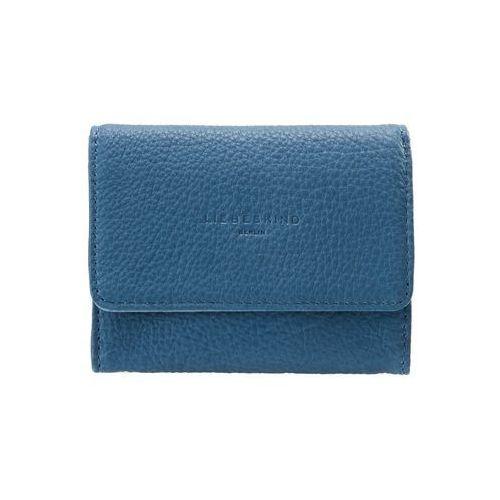 Liebeskind Berlin TABEA VINTAGE CORE Portfel denim blue, Tabea F8 Vintage Core SLG