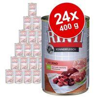 Megapakiet Rinti Pur, 24 x 400 g - Jagnięcina (4000158910561)