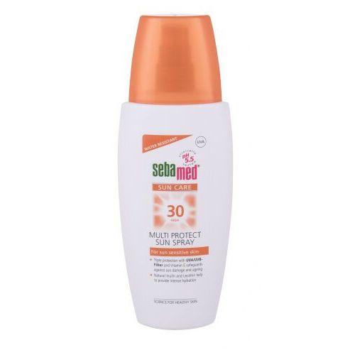 Sebamed sun care multi protect sun spray spf30 preparat do opalania ciała 150 ml unisex - Znakomity upust