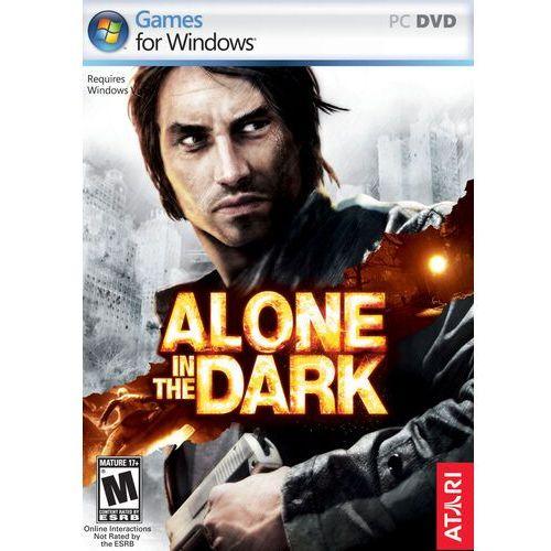 Atari Alone in the dark (pc) klucz