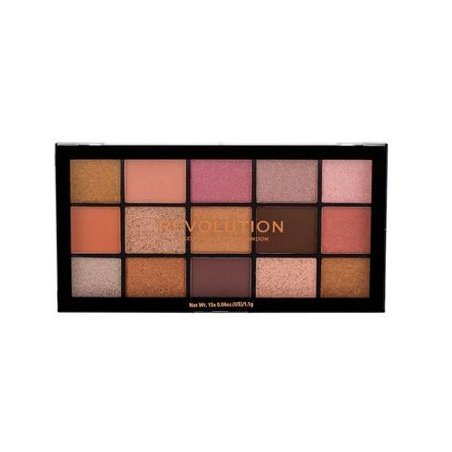 Makeup revolution london re-loaded cienie do powiek 16,5 g dla kobiet fundamental - Super rabat