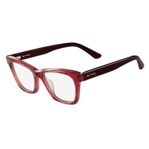 Etro Okulary korekcyjne et 2626 604