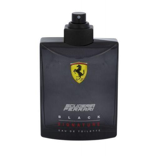 scuderia ferrari black signature marki Ferrari