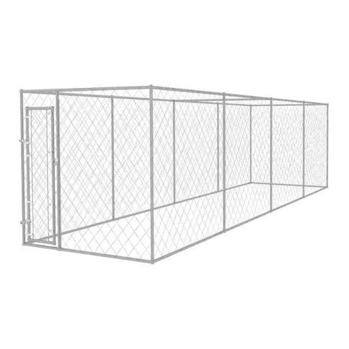 Vidaxl kojec dla psa klatka 800 x 200 cm