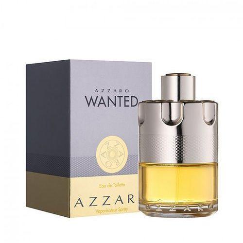 Azzaro wanted edt 50 ml dla panów - Promocyjna cena