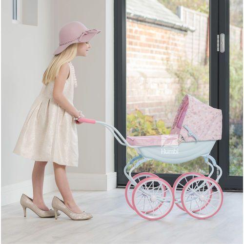 Zapf creation baby annabell stylowy wózek dla lalek retro Hti
