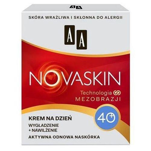 Novaskin 40+ krem na dzień 50ml - oceanic Aa