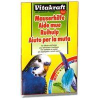 Vitakraft Mauserhilfe pokarm na pierzenie dla papug falistych