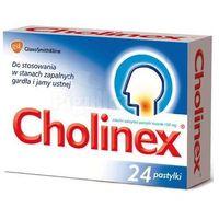 Cholinex x 24 pastylki (5909990712694)