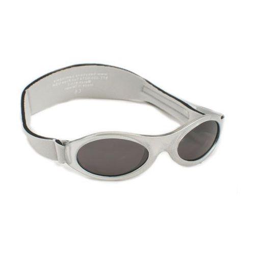 Banz Okulary przeciwsłoneczne dzieci 2-5lat uv400 - silver metallic