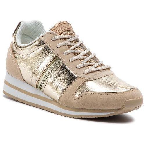 Sneakersy jeans e0vtbsa1 70941 901, , 35 41 (Versace)