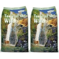 Taste of the wild Karma dla kota rocky mountain 2x 2 kg dostawa gratis od 99 zł + super okazje