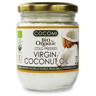 Oleje, oliwy i octy COCOMI (wody kokosowe, oleje kokosowe, śmietanki) biogo.pl - tylko natura