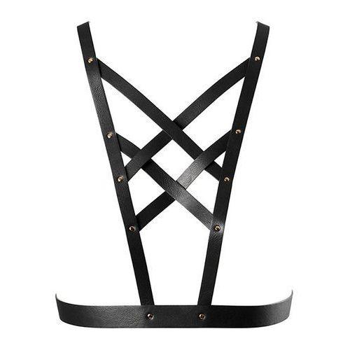 Bijoux indiscrets Uprząż - maze net cleavage harness black