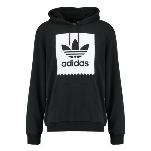 najtańszy dobra tekstura wyglądają dobrze wyprzedaż buty Adidas originals solid bb bluza z kapturem black/white ...