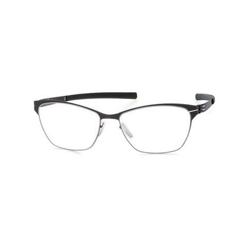 Okulary korekcyjne m1328 rosemarie s. black Ic! berlin