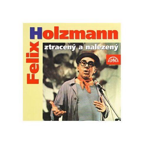 Felix Holzmann ztracený a nalezený - CD Holzmann Felix