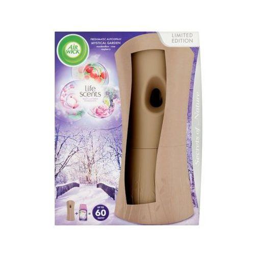 250ml life scents tajemnicze ogrody z dzieciństwa odświeżacz powietrza dyfuzor i wkład Air wick