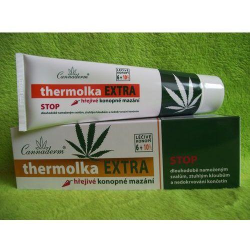 Cannaderm- Thermolka EXTRA Żel rozgrzewający na bóle mięśniowe i stawowe