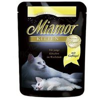 MIAMOR Ragout Royale Kitten pokarm dla kociąt saszetka 100g