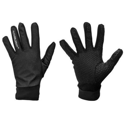 Author 07-131057 rękawiczki rowerowe windster zimowe czarne m