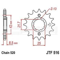 Gogle i okulary motocyklowe  JT Sprockets StrefaMotocykli.com