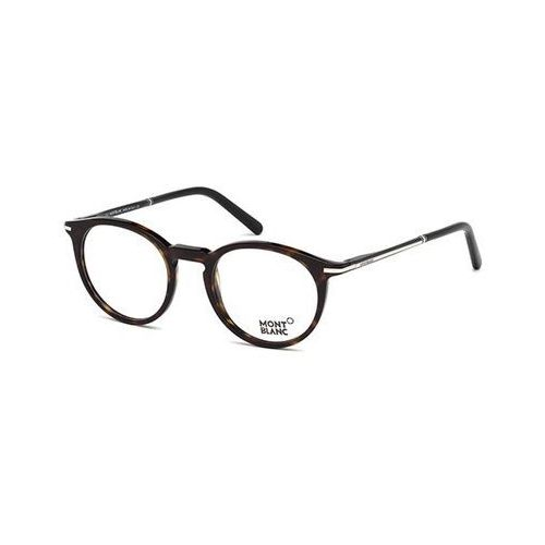 Mont blanc Okulary korekcyjne mb0625 052