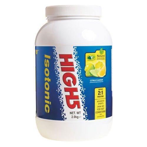 Isotonic napój fitness citrus 2,0 kg niebieski żywność fitness High5