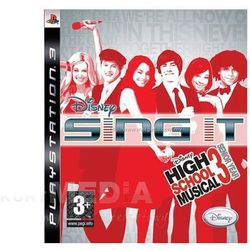 Sing It High School Musical 3 (PS3)