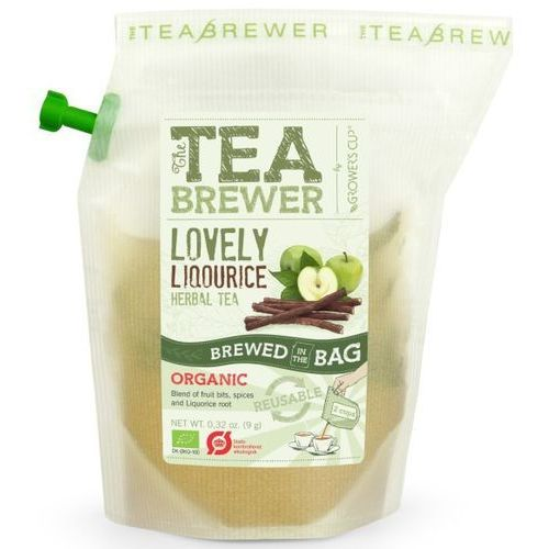 Herbata Ziołowa z Lukrecją 7g - Teabrewer EKO