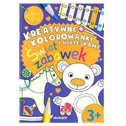 Kolorowanki  AVANTI MegaKsiazki.pl