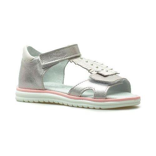 01e9748d ▷ Skórzane sandały dla dzieci RenBut 11-1433 - Zielony ||Granatowy ...