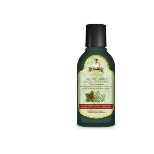 Babuszka agafia olejek do włosów wzmacniający 150ml Pierwoje reszenie, rosja