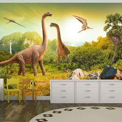 Fototapeta - dinozaury marki Artgeist