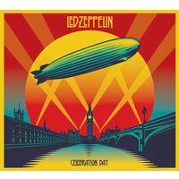 Warner music / atlantic Led zeppelin - celebration day (2cd) (0081227970994)