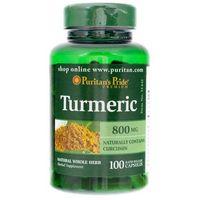 Kapsułki Puritan's Pride Kurkuma (Turmeric) 800 mg - 100 kapsułek