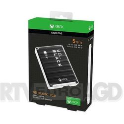 WD BLACK P10 Game Drive for Xbox One 5TB, WDBA5G0050BBK-WESN
